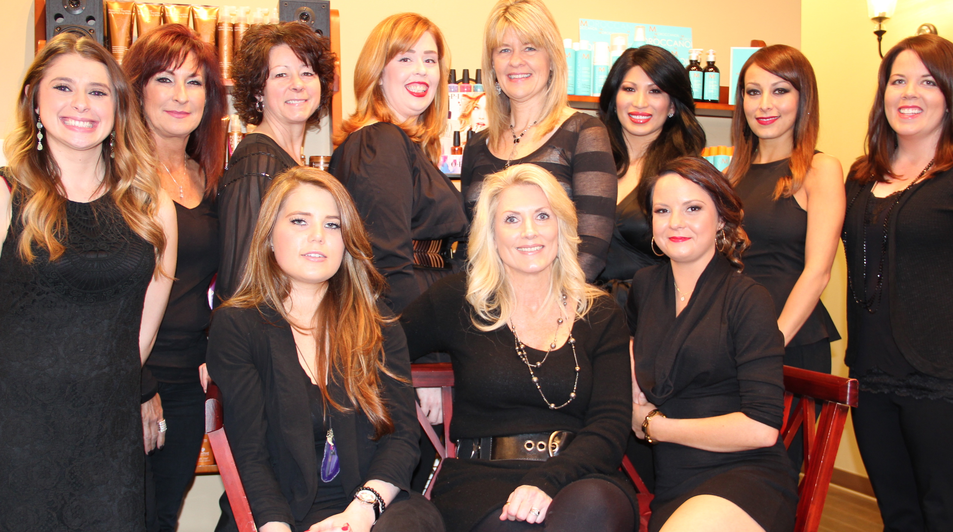 Hair salon team images reverse search for Acacia salon snoqualmie wa